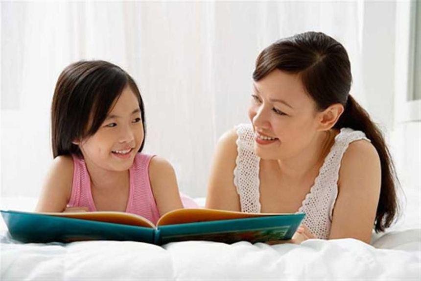 Đọc sách cho con nghe