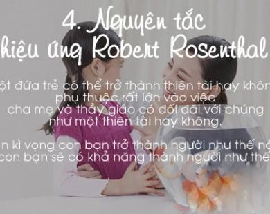 Nguyên tắc 5: Hiệu ứng Robert Rosenthal
