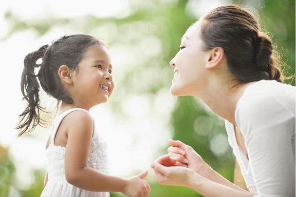 chia sẻ bí quyết nuôi dạy những em bé trở nên tài năng.