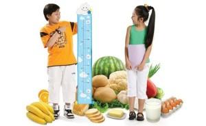 Bí quyết tăng chiều cao cho trẻ