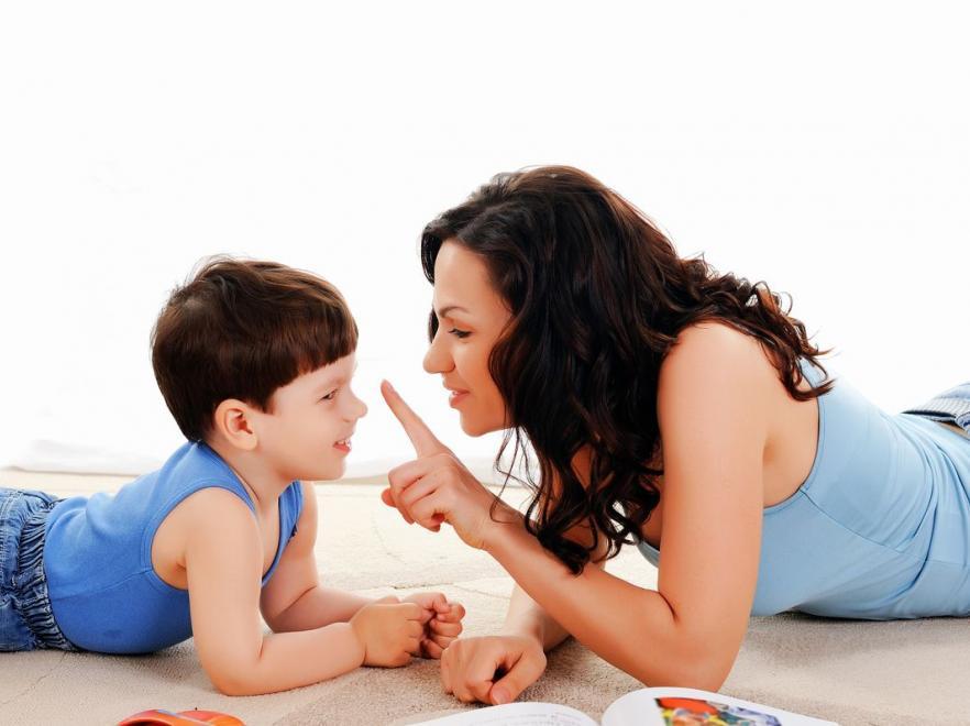 Tuổi bắt đầu biết nói dối ( 4 đến 6 tuổi)